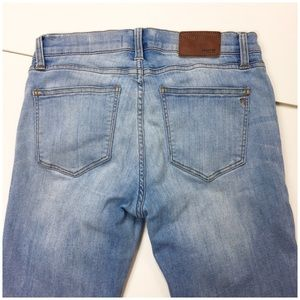 Madewell Jeans - Madewell Skinny Skinny Ankle Jeans Mid Rise